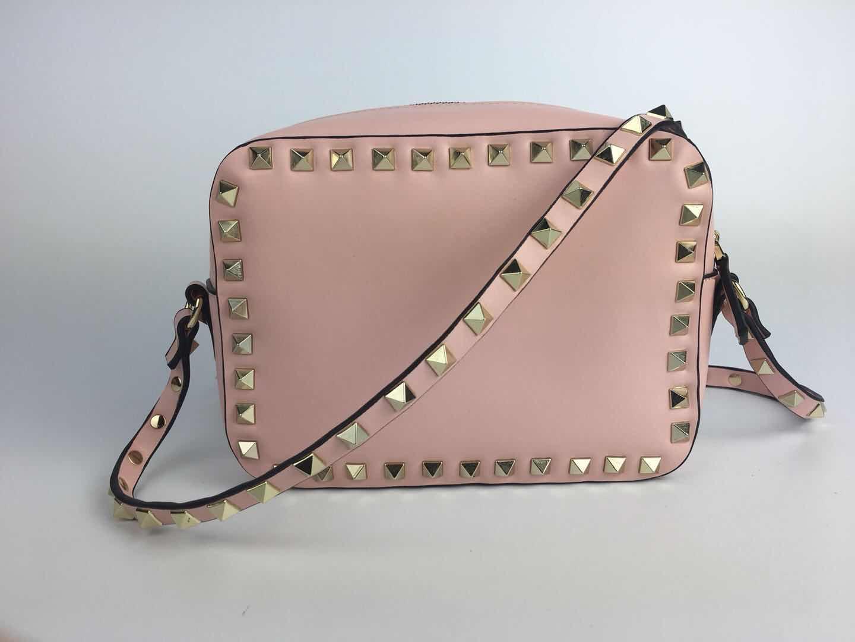 5dc3cd382d1ce New Fashion Handbag ShoulderBag Lady Bag Gold Rivet Valentine s Day ...