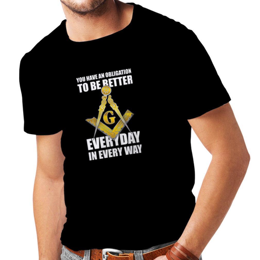 Masonic Shirts - T Shirts Design Concept