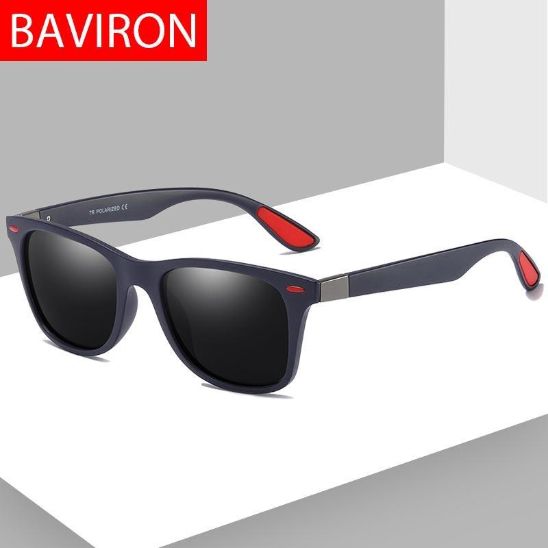 14150c026f Polarized Sunglasses Men Designer Retro Sunglasses Man BAVIRON Brand Drive  Sun Glasses Classic Fashion Influence Drop Shipping Prescription Glasses  Online ...