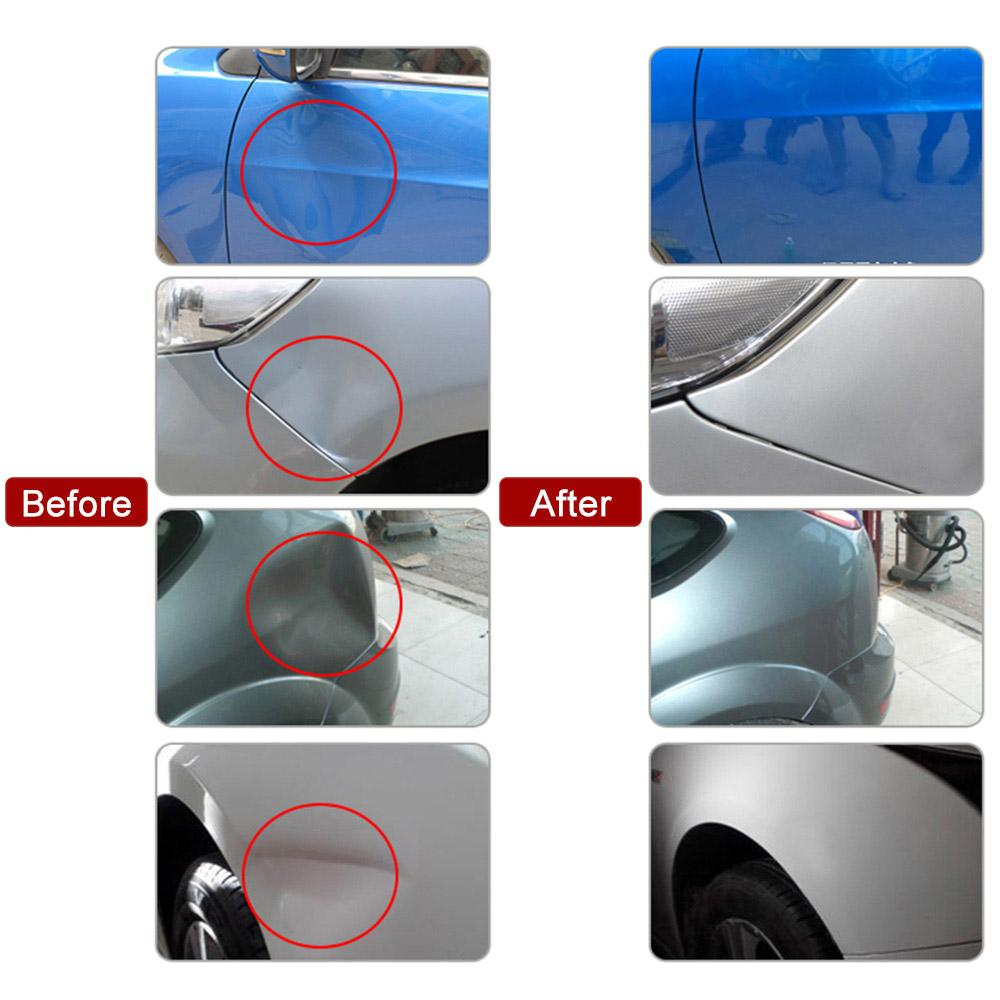 Araba Vücut boyasız ezik kaldırıcı Aracı Çektirme + 18 Sekmeler Dolu Kaldırma Aracı'nı Onarım