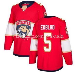 newest d1819 8a277 Florida Panthers Red Home Hockey Jerseys shirts TOPS,2019 mens 1 luongo 5  EKBLAD 16 BARKOV Training Hockey WEAR,fan online store for sale