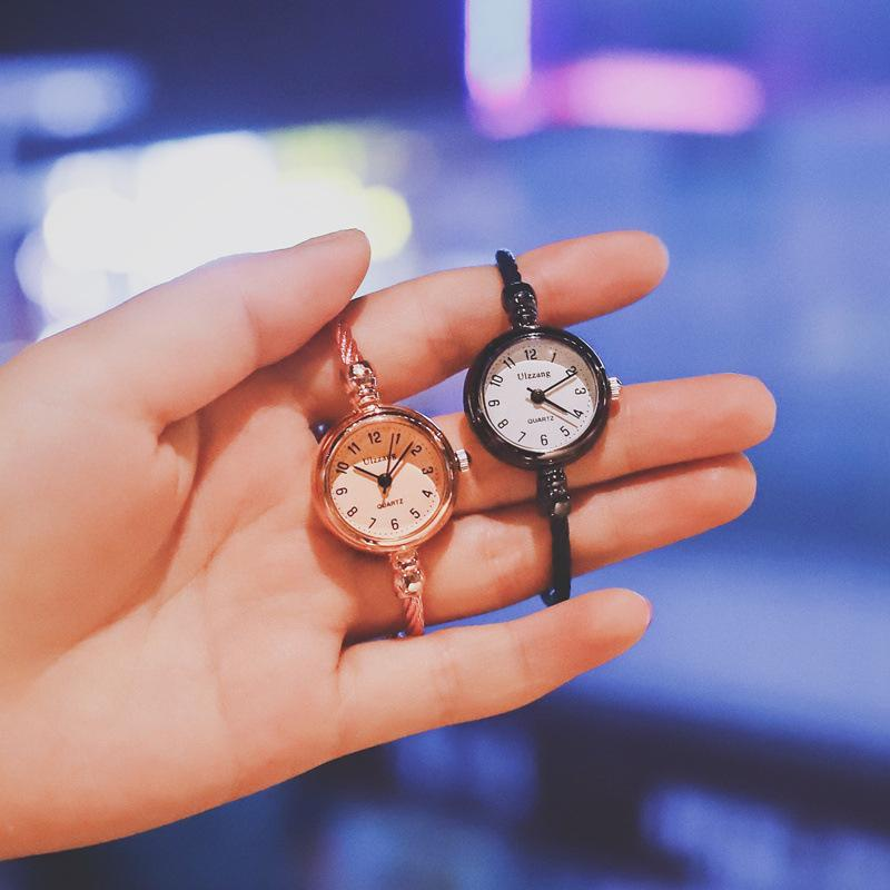 Women Watches Fashion Luxury Open Type Bracelet Ladies Wristwatches 2019 Ulzzang Brand Elegant Female Quartz Clock