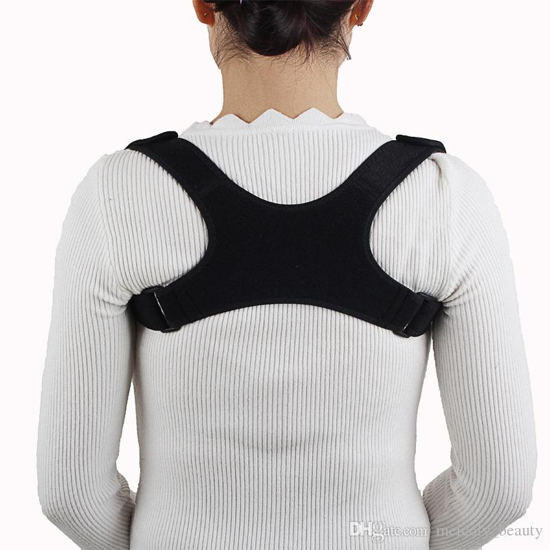 82c2fd5a2a Back Posture Corrector For Women And Men Upper Back Brace Clavicle Support  Device For Thoracic Kyphosis And Shoulder Neck Pain Relief Shoulder Support  Back ...