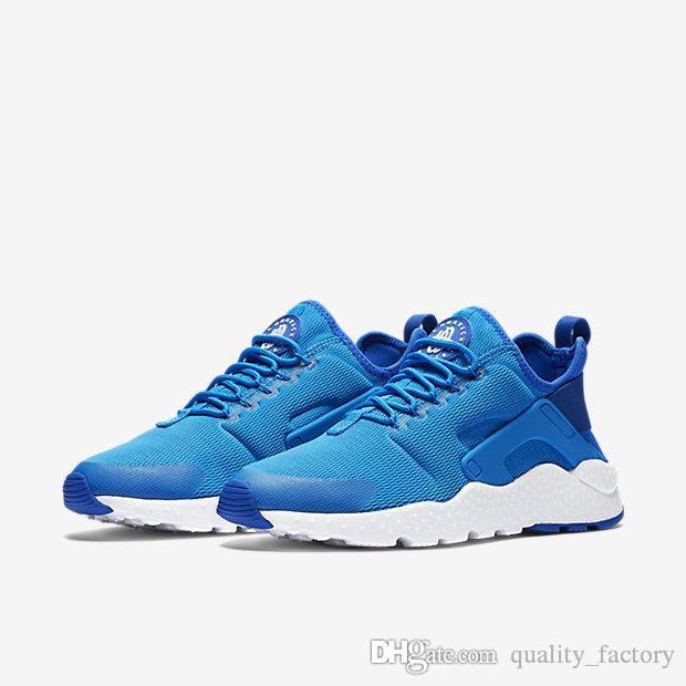 best service b86a6 3e8d0 2018 Huarache Running Shoes 1.0 4.0 IV Hurache Drift Triple White black RUN  ULTRA Men Outdoor Sneakers air Huaraches 4 Sports trainers