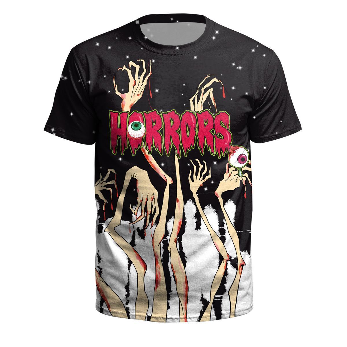 7a175f6e8e0f Satan T Shirt Death Scary Evil Hip Hop Satanism Grim Reaper T Shirt  Supernatura Men/Women Tshirt American Horror Story Online Shopping Tee  Shirts Crazy T ...
