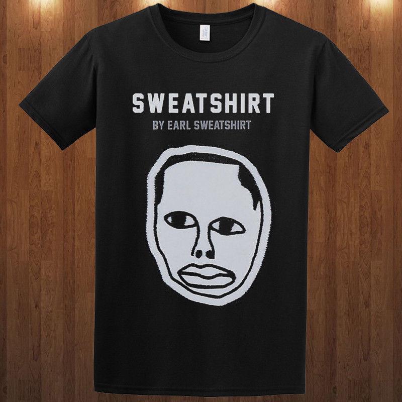 78d861323d7bd4 Earl Sweatshirt Tee T Shirt Hip Hop S M L XL 2XL 3XL Rapper Sly  TendenciesFunny Unisex Casual Tshirt Top Awesome T Shirts Designs Cool  Funny Shirts From ...