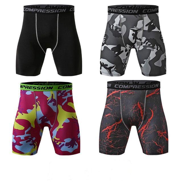 2019 Running Shorts Men Compression Sport Shorts Men Gym Tight Running  Hombre Short Homme Sports Wear For Gym From Masn 20bd415b91b7