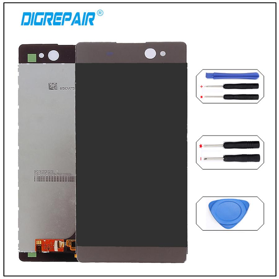 2019 C6 Lcd For Sony Xperia XA Ultra C6 LCD Display Touch Screen