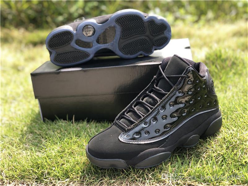 dc1f7eab001 2019 Top 13 Cap And Gown Men Basketball Shoes 13S Authentic Real ...