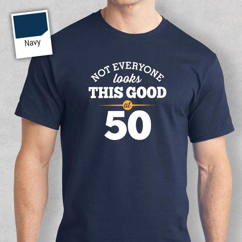 50th Birthday Gift Present Idea For Boys Dad Him 1968 Men T Shirt 50 Tee Shirts Funny Unisex Tshirt Top Best From Colourfashion