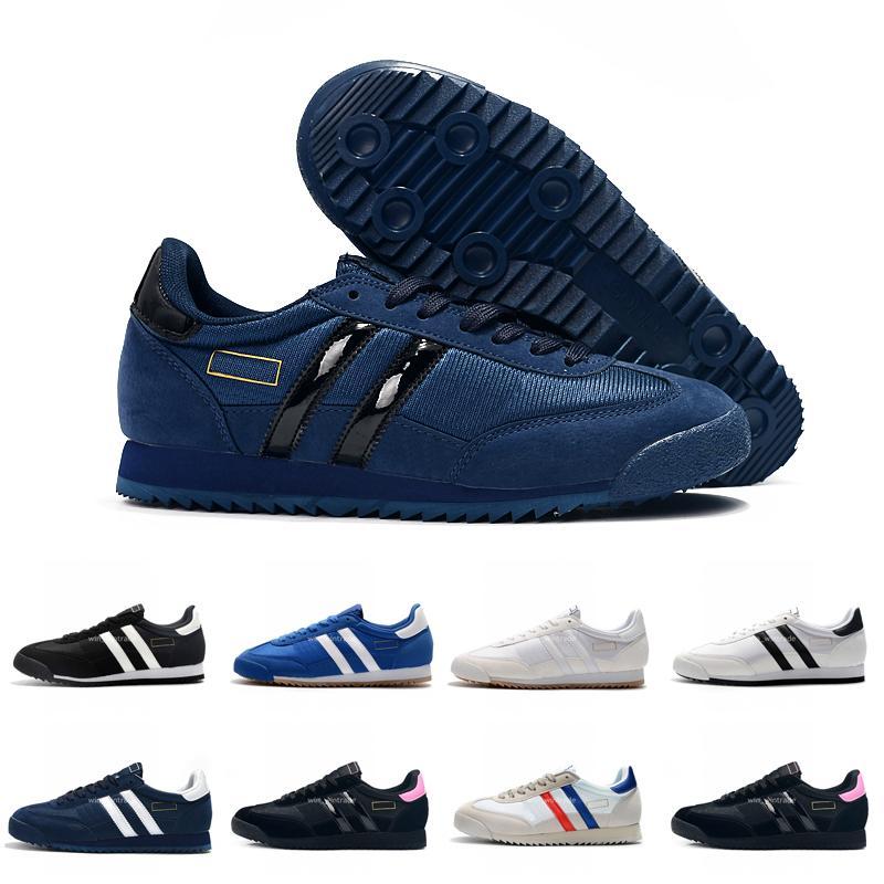 size 40 6f3f8 c4f75 Original Herren Designer Schuhe Dragon Superstars Blau Hologramm  Schillernde Junior Turnschuhe Super Star Damen Sport Freizeitschuhe 36-45