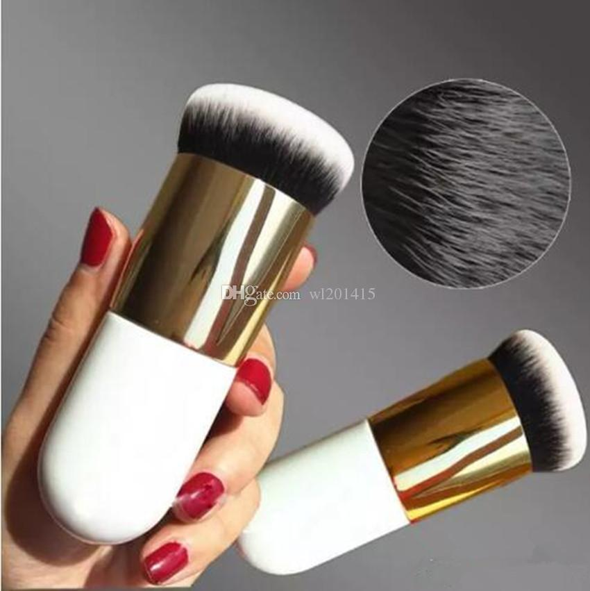 11d3565b9529 Big Round Head Foundation Brush Powder Makeup Brushes BB Cream Cosmetics  Make Up Tool Makeup Ecotools