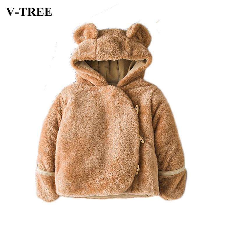 519073381 Baby Winter Suit Warm Toddler Snowsuit Thicken Jacket For Baby Boys ...