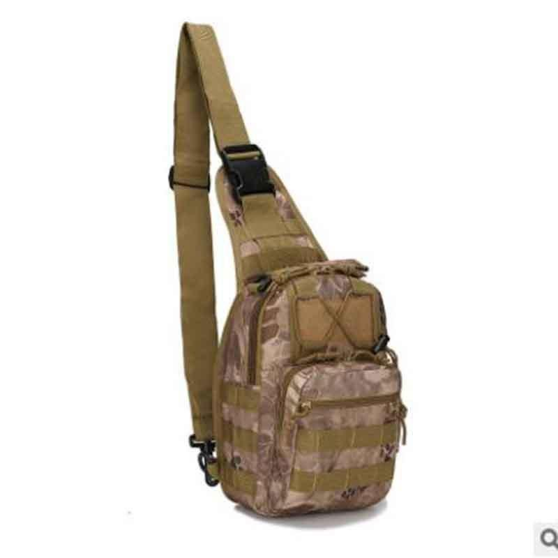 3136619fd2c9 Wenyujh Military Chest Bag Waterproof Nylon Sling Bag Camouflag Casual Men Shoulder  Crossbody Bag Multifunction Back Pack Travel Leather Handbags Hand Bags ...