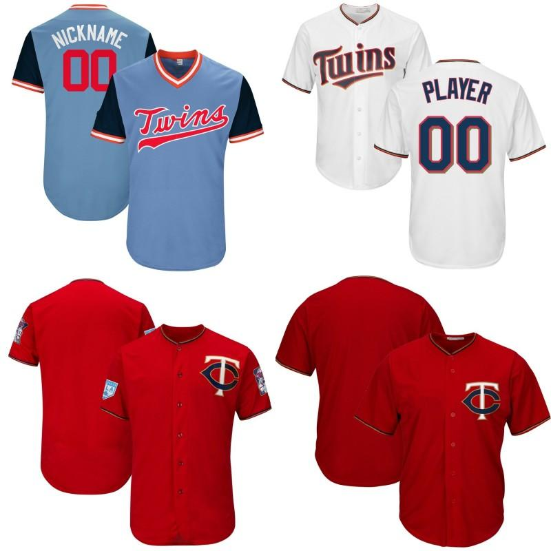 quality design a18a1 1dd1d Men's WOMENS YOUTH Twins Miguel Sano Max Kepler Kirby Puckett Eddie Rosario  2019 Flex Base and cool base Team Jersey size S-5XL