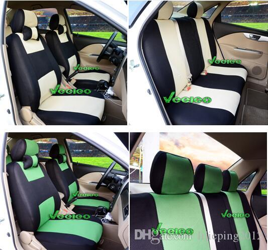 Universal Seat Cover For Volkswagen Polo Jetta Bora Santana Vista Lavida Golf With Breathable Material+Logo+wholesale+Free Shipping