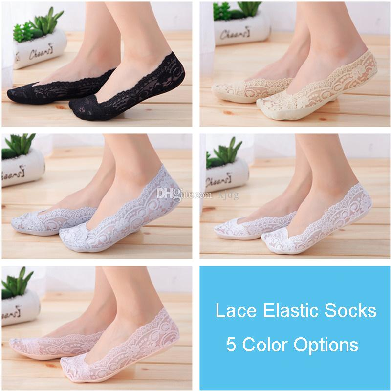 Cheap Lace Wedding Shoes Elastic Socks Bridal Socks Custom Made Dance Shoes For Wedding Activity Socks Bridal Party Shoes Sock Free Shipping