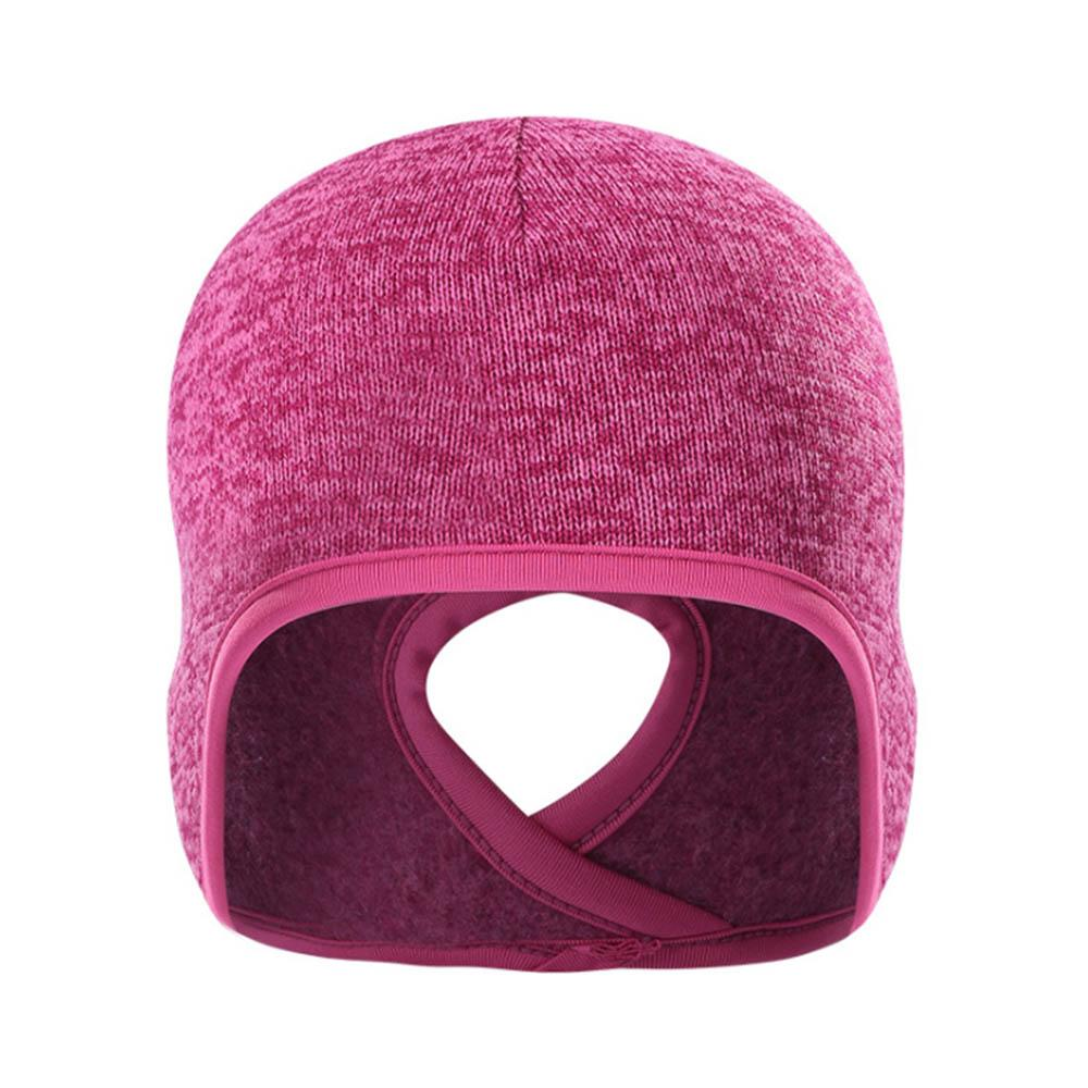 2019 Outdoor Women Ponytail Cation Fleece Running Hats Windproof Ear  Protection Winter Warm SKi Caps Hiking Cycling Cap Thermal From Wavewind f1572b09104