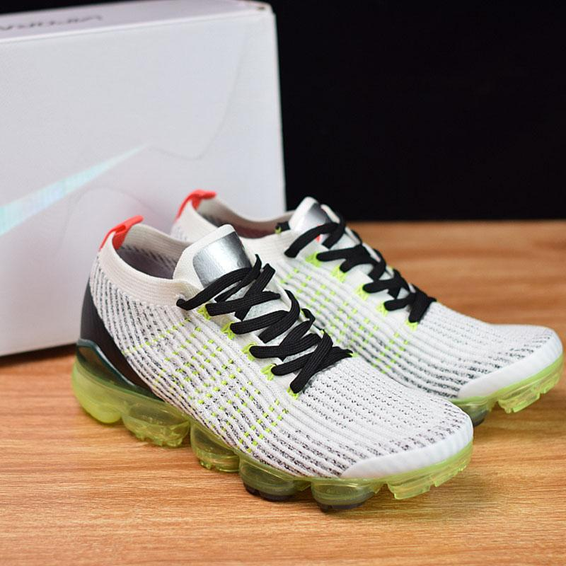 2019 New Hot Sale Vapors 3.0 Uomo Donna Designer Sport Running Green Sneakers con scatola