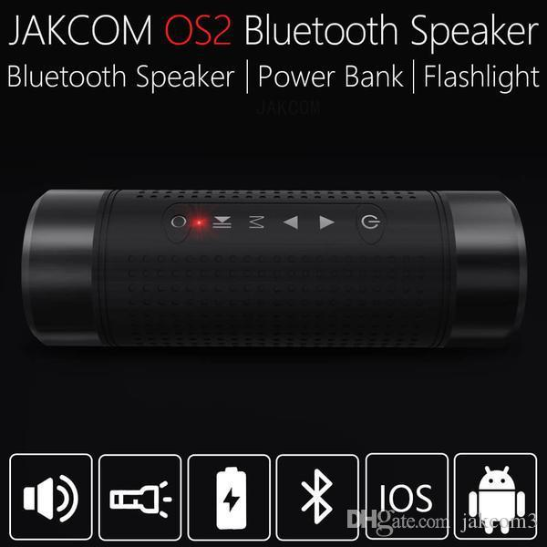 JAKCOM OS2 Outdoor Wireless Speaker Hot Venda em Bookshelf Speakers como tigre sentou receptor de antena analizer cobertura móvel