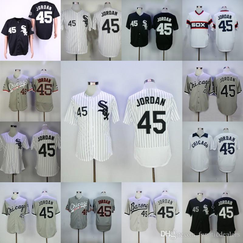 f7e98b2af05 2019 Chicago Men White Sox Jersey 45 Michael Cool Base Flexbase Baseball Jerseys  White Grey Black S 3XL From Fanaticdealers, $23.36 | DHgate.Com