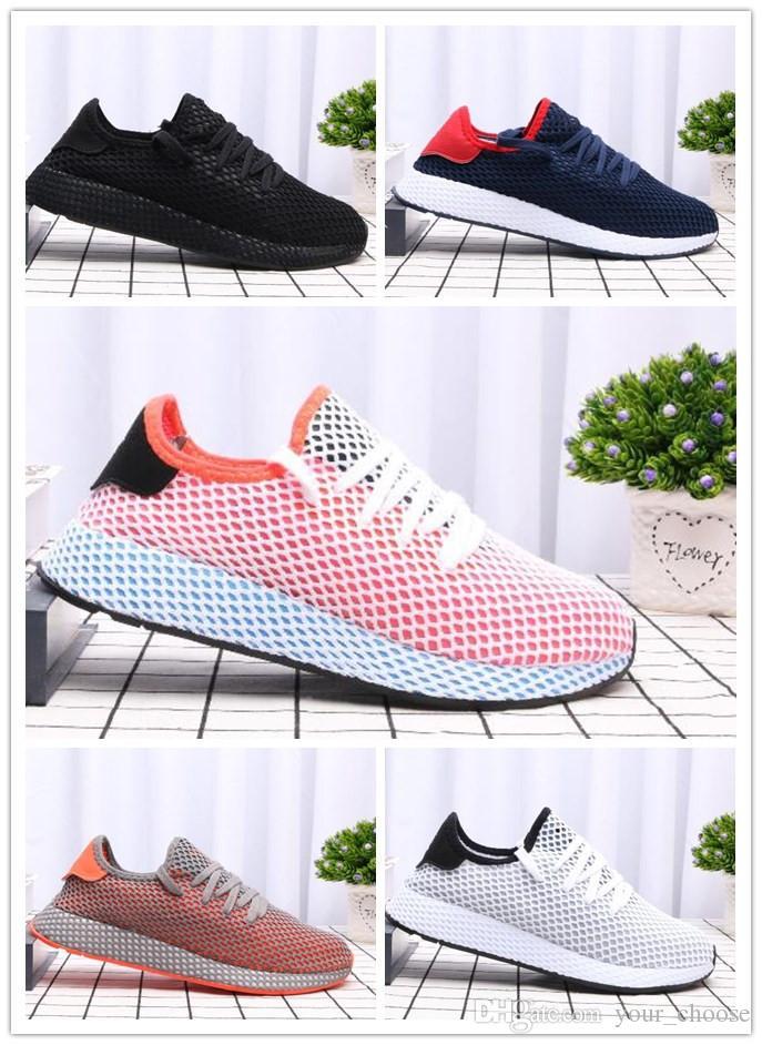 fbc0de83f66ce 2019 2018 DEERUPT RUNNER Shoes Pharrell Williams III Stan Smith Tennis HU  KPU Designer Mesh Running Zapatos Trainers Chaussures Sneakers 36 44 From  ...
