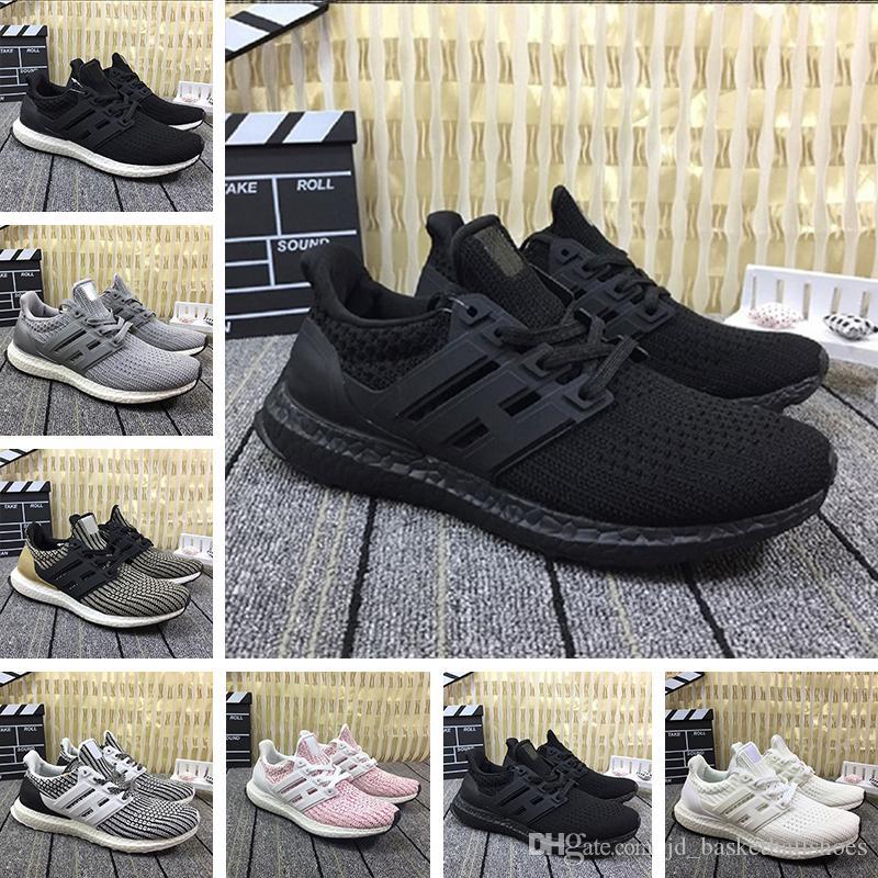 6d002bf849829 2019 Cheaper New Ultra UB 4.0 3.0 Running Shoes For Men Women Triple ...