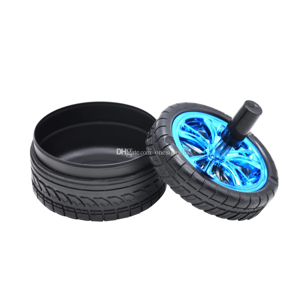 E860 178g smoking ashtray, For Smoking tire shaped ashtray from china supplier with best quality