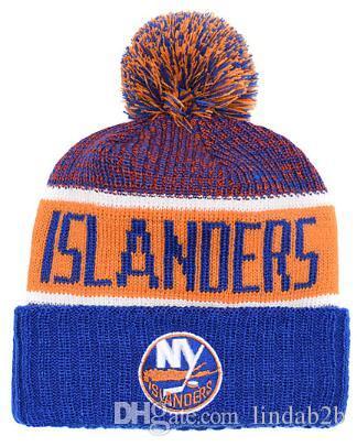 2019 2019 ISLANDERS Beanie NEW YORK Winter Knitted Hats Adult Sport Knit  Hat Cap Beanies Basketball Baseball Football Winter Beanies 1000+ From  Lindab2b b7d142be89d