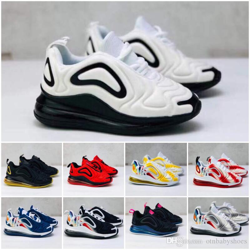 2019 new Shoes Sneaker Running Shoes 72 Trainer Series BETRUE cushion Venus Max Casual kids Shoes For boys girls Sport