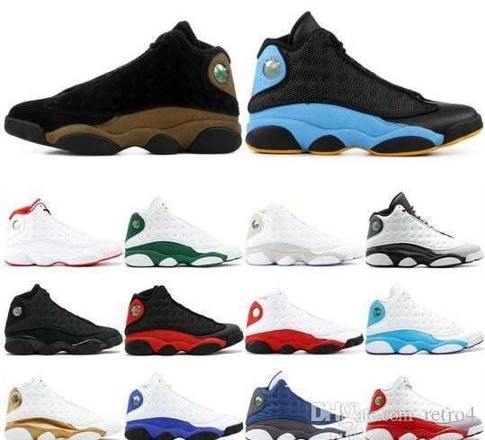 reputable site 30796 95f46 13 13s AAA Quality Mens Basketball Shoes Bred Black Cat He Got Game Chris  Paul Away 2019 XIII Mens Athletics Sneakers 40 47 Online Shoes Cheap Shoes  From ...