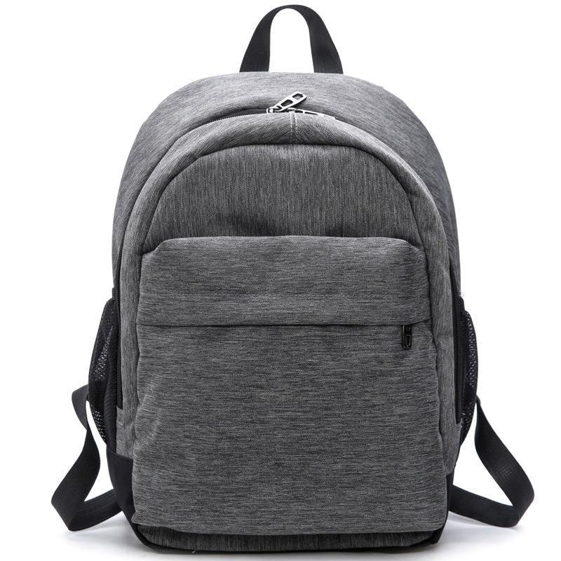 1fa7b17a38 Waterproof Canvas Backpacks Ladies Shoulder Bag Rucksack School Bags For  Girls Travel Gray Blue Laptop Bags Red Black K2827 Personalized Backpacks  Hunting ...