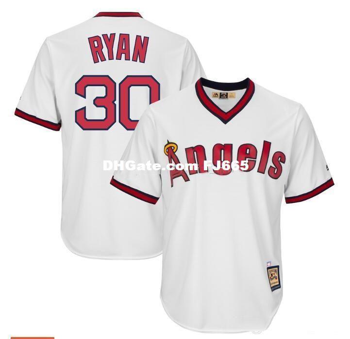 2019 Cheap Jersey 30 Nolan Ryan 44 Reggie Jackson Baseball Jerseys  Customize Any Number Name Men Women Youth Size XS 5XL From Fanatics sports 7583428403a