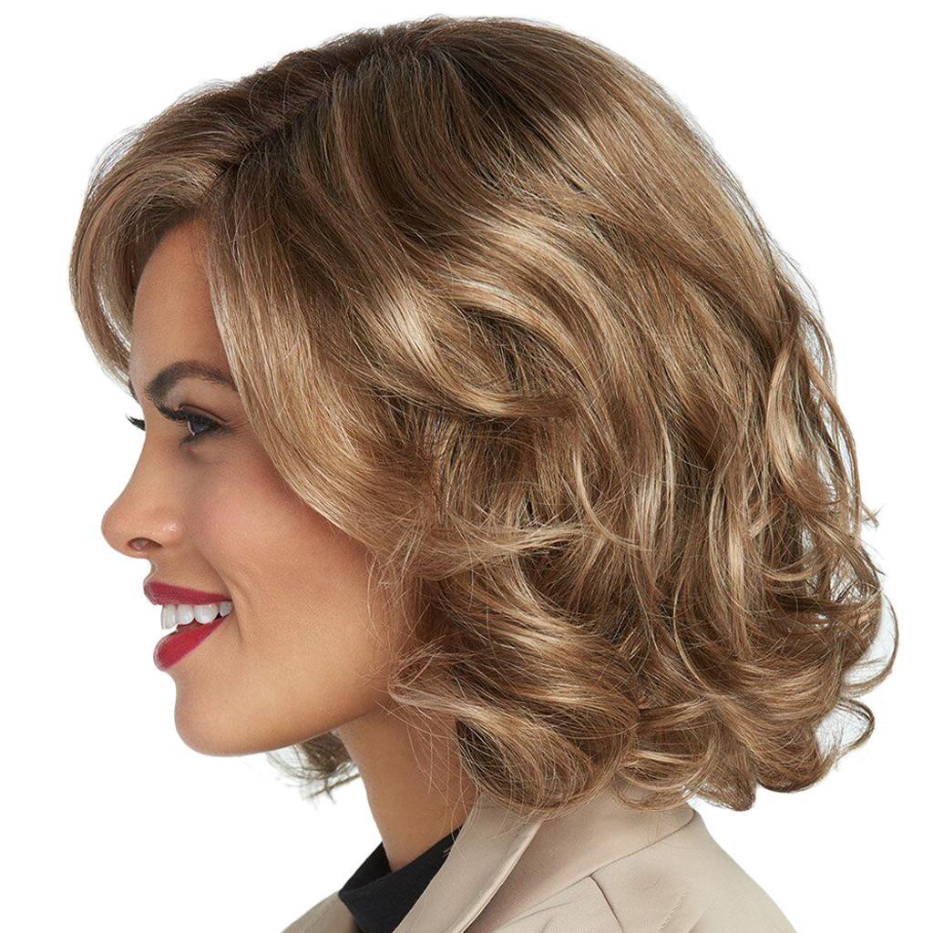Haarpflege Perucke Steht Europaischen Und Amerikanischen Perucke Frauen Kurze Lockige Haare Personlichkeit Gefalschte Kapuze Frisur Volle Mode