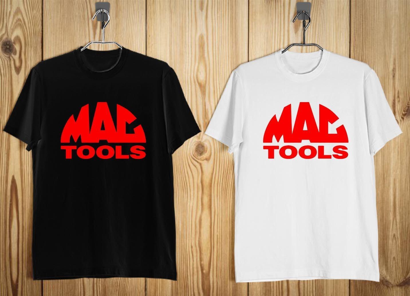 Matco Tools Logo Men s T-Shirt Black White bFunny free shipping Unisex  Casual Tshirt