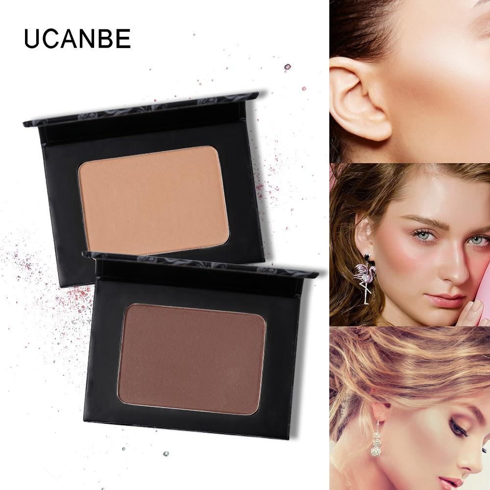 Wholesale Mineral Contour Blush Powder Makeup Palette Face Cheek Nude Natural Contouring Blusher Long Lasting Waterproof Bronzer Cosmetics