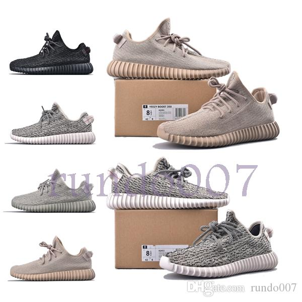 With box new quality kanye west v1 static pirate black turtle dove moonrock Oxford Classic Gray blaek men women shoes designer sneakers