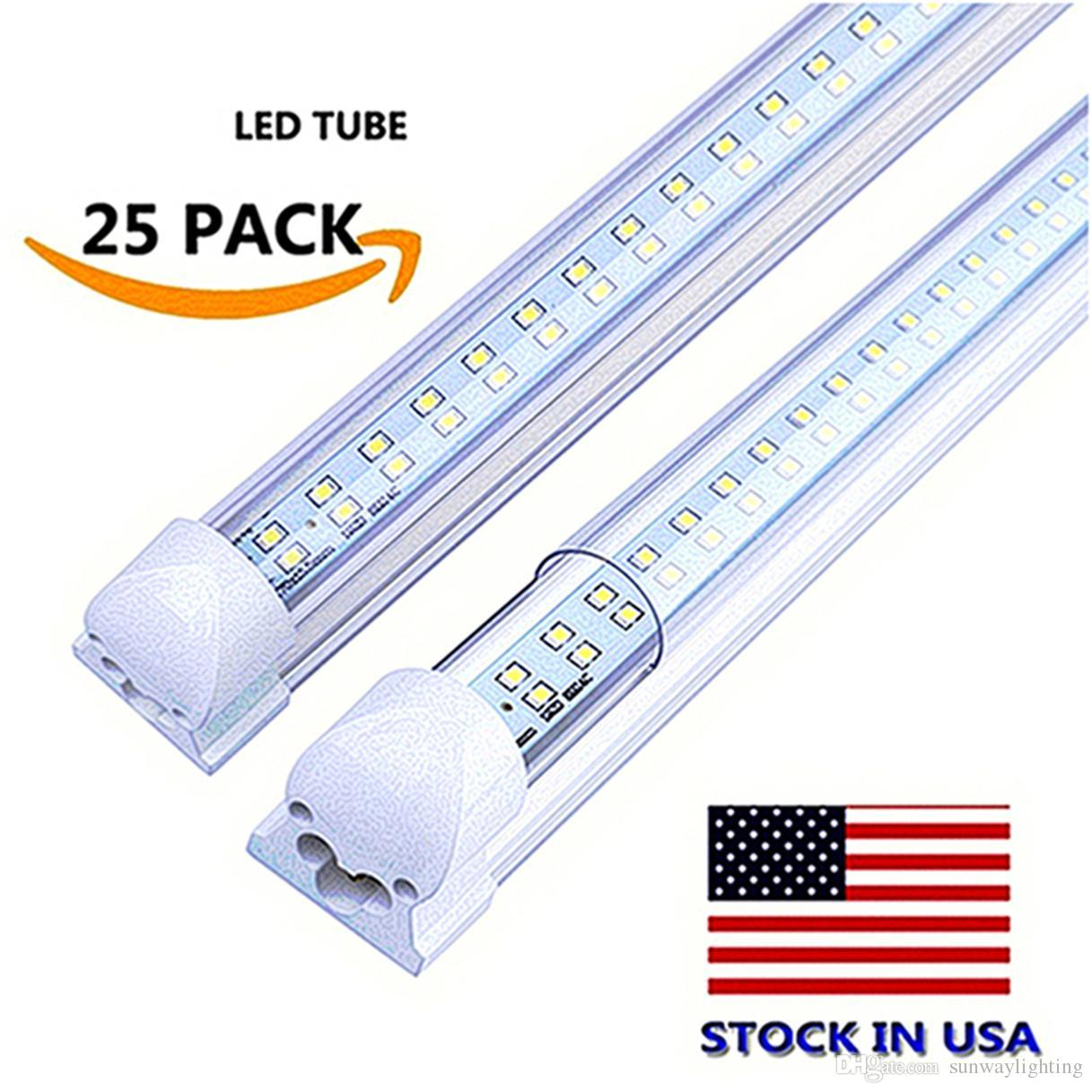 Led Tube Light Circuit Diagram Buy Smd 2835 Wiring 2ft 3ft 4ft T8 Tubes Double Row Integrated Bulbs 18w