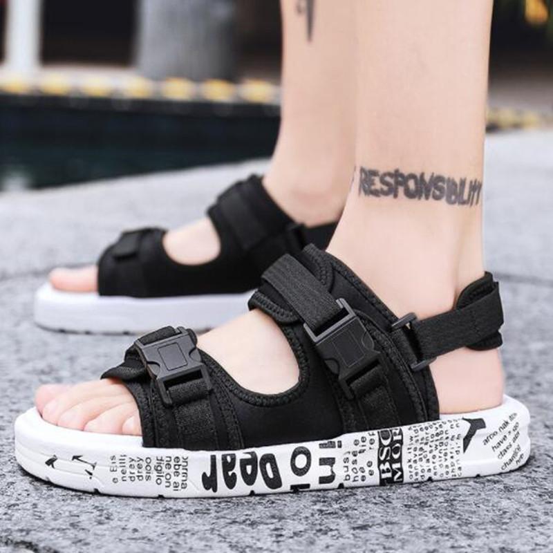 cee866844eb Mens Gladiator Sandals Casual Design Comfortable And Soft Platform ...