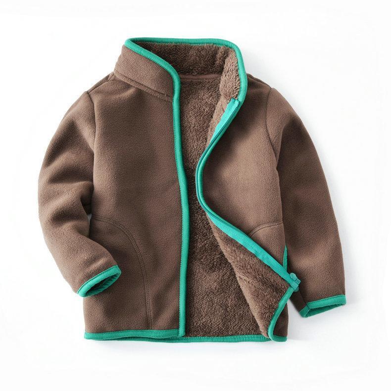 4d9eaaa0 Good Quality Winter Boys' Fur Fleece Jacket New 2019 Children Outerwear  Warm Coat Clothing Kids Snowsuit Boys Girls Winter Clothes Boys Winter  Jacket Sale ...
