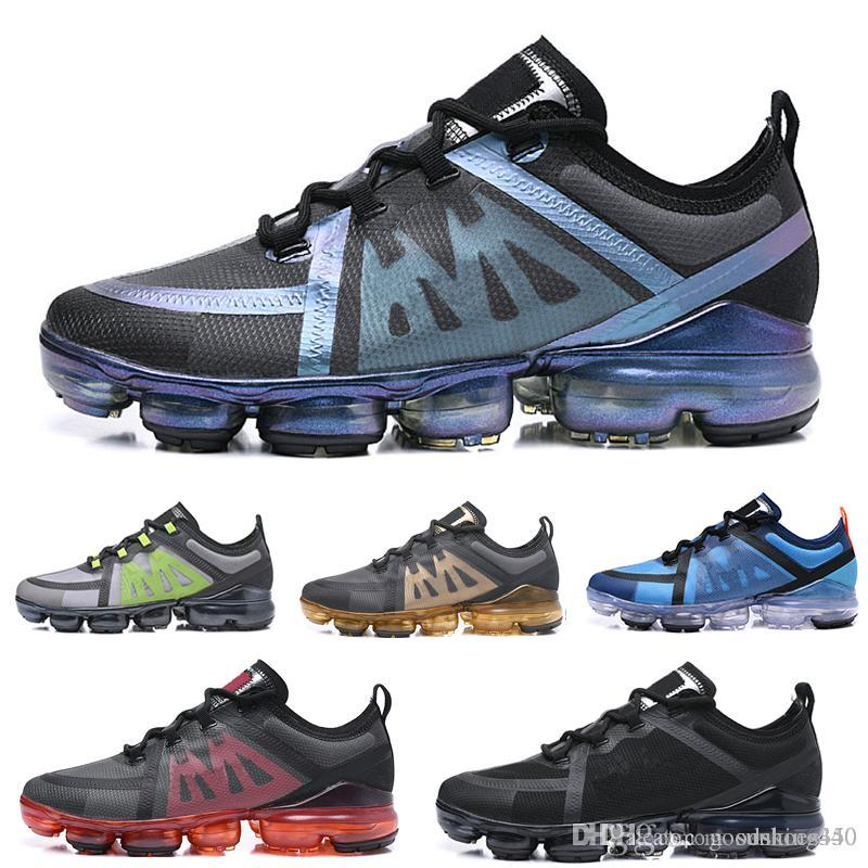 nike Vapormax air max airmax AIR 2019 Designer Shoes Running Women Men Mercurial Plus Ultra SE Knit Run Utility Entrenadores Triple Black Zapatillas