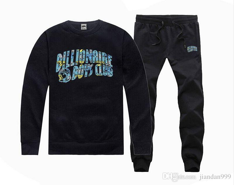 1807c1a57 2018 New Men's Sportswear BILLIONAIRE BOYS CLUB Men's Casual Wear ...