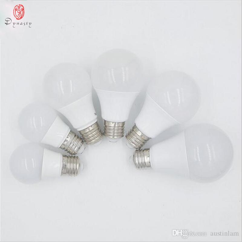 Lights & Lighting Led Bulbs E27 Aluminum Table Lamp Wall Lights Energy Saving Bulb 3w 5w 7w 9w 12w 15w Bubble Globe Epistar Chips Smd 2835 Dynasty