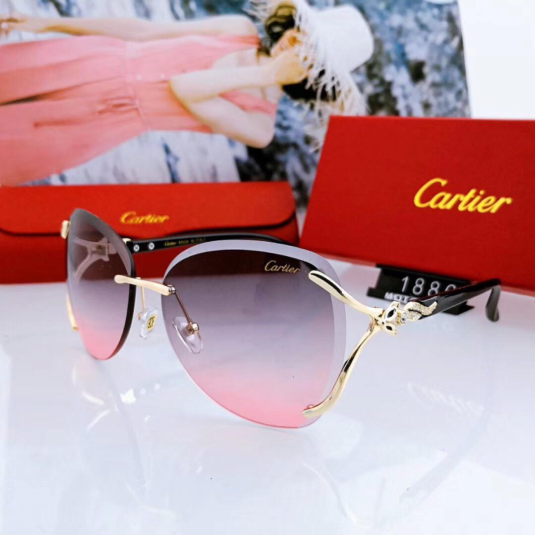 Hot Summer Womens Designer Sunglasses Luxury Sunglasses Adumbral Goggle Sun Glasses UV400 Style 1886 3 Color High Quality with Box Wholesale