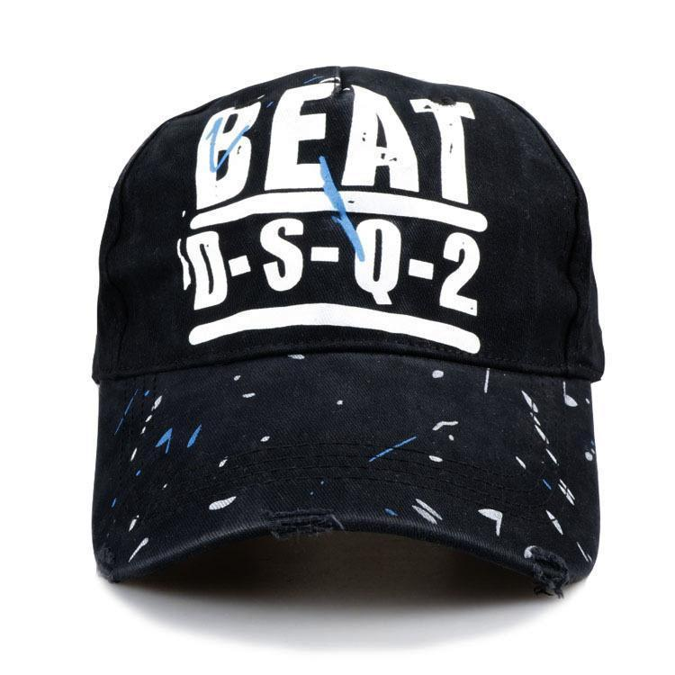 df1cad453593 2019 Hot Youth Popualr Caps Top Quality Ds2 Beat Cuvred Hats Street  Graffiti Style Fashion Baseball Cap Revel Party Sports Cap Casual Couple  Hats From ...