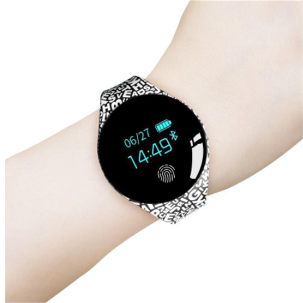 Smart watch men H8 cool look BT4.0 watch pedometer information reminder touch screen for android PK For xiaomi Band 3