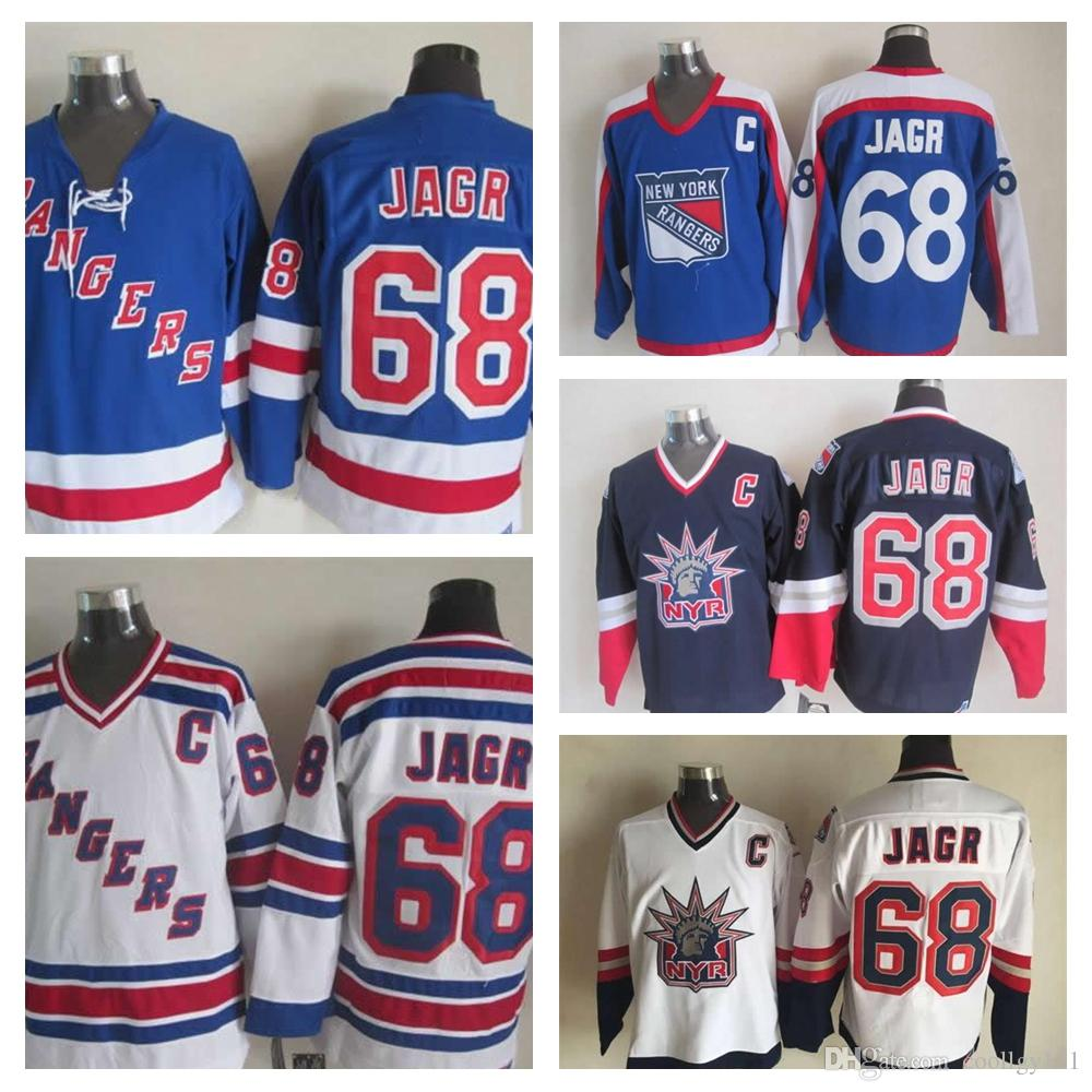 185f80765 ... cheap 2019 1998 liberty vintage 68 jaromir jagr jerseys mens 68 new  york rangers jaromir jagr