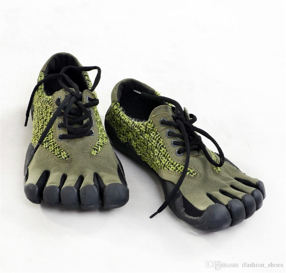3050a841bc64 Qwedf new spring and autumn men sports five finger shoes men jpg 994x950 Five  finger shoes