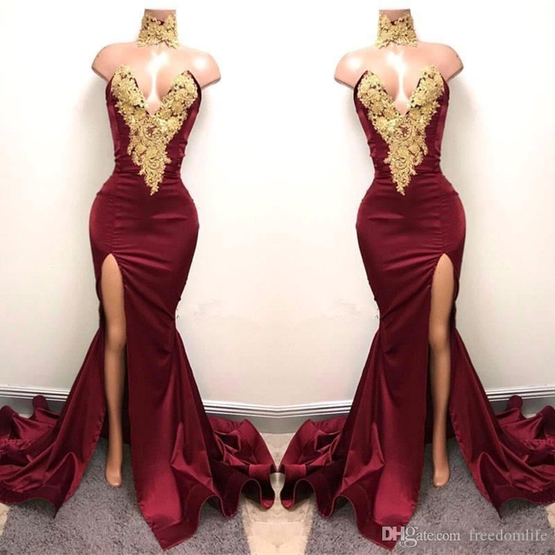 Weddings & Events New Design Cheap Red Lace Short Prom Dress Appliques Sheer Back Sexy Informal Reception Prom Gowns Short Sleeve Vintage Dress