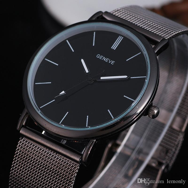 Fashion Black Ladies Watch High Quality Ultra Thin Quartz Watch Elegant  Dress Ladies Watch Luxury Simple Style Design Reloj Muj Buying Watches  Online Buy A ... 15ef49020